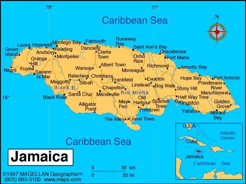 Caribbean Celebrities.Com - Jamaican History